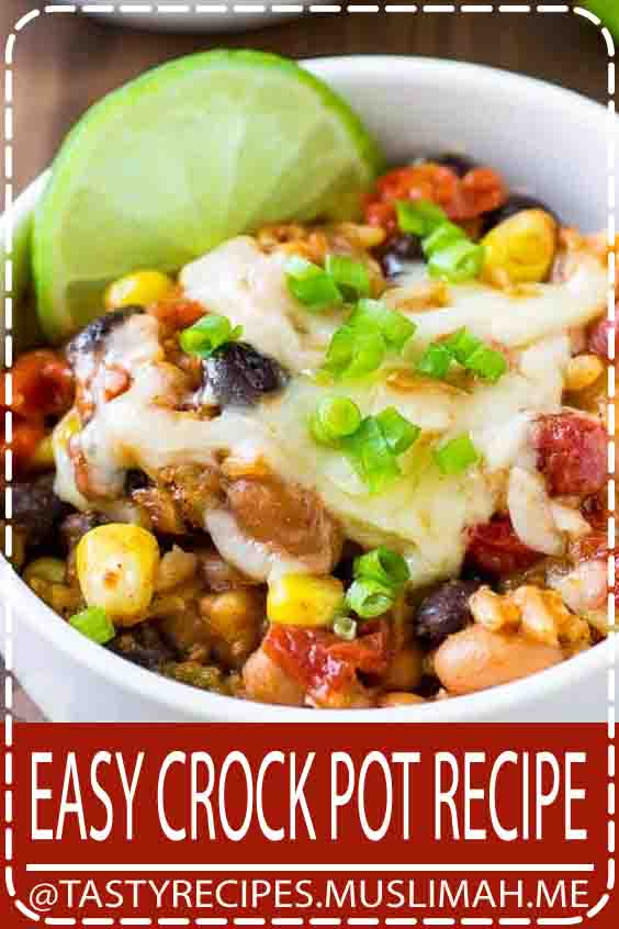 Enchilada Bake is super-easy to organize victimisation buttery and Deepfreeze staples, and then tasty it's bound to become a long-time family favorite! No have to be compelled to activate your kitchen appliance, this direction uses the magic of your slow cooking utensil. #Vegetarian #Recipes #Crockpot #Comfort #Foods