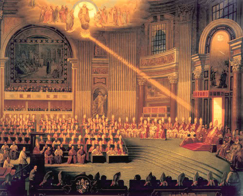 """Orate Fratres: Vatican I: """"The Really Radical Council"""""""