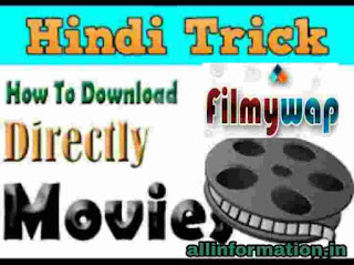 Filmywap Download Latest Bollywood, Punjabi, Hollywood Hindi Dubbed Movies Free download