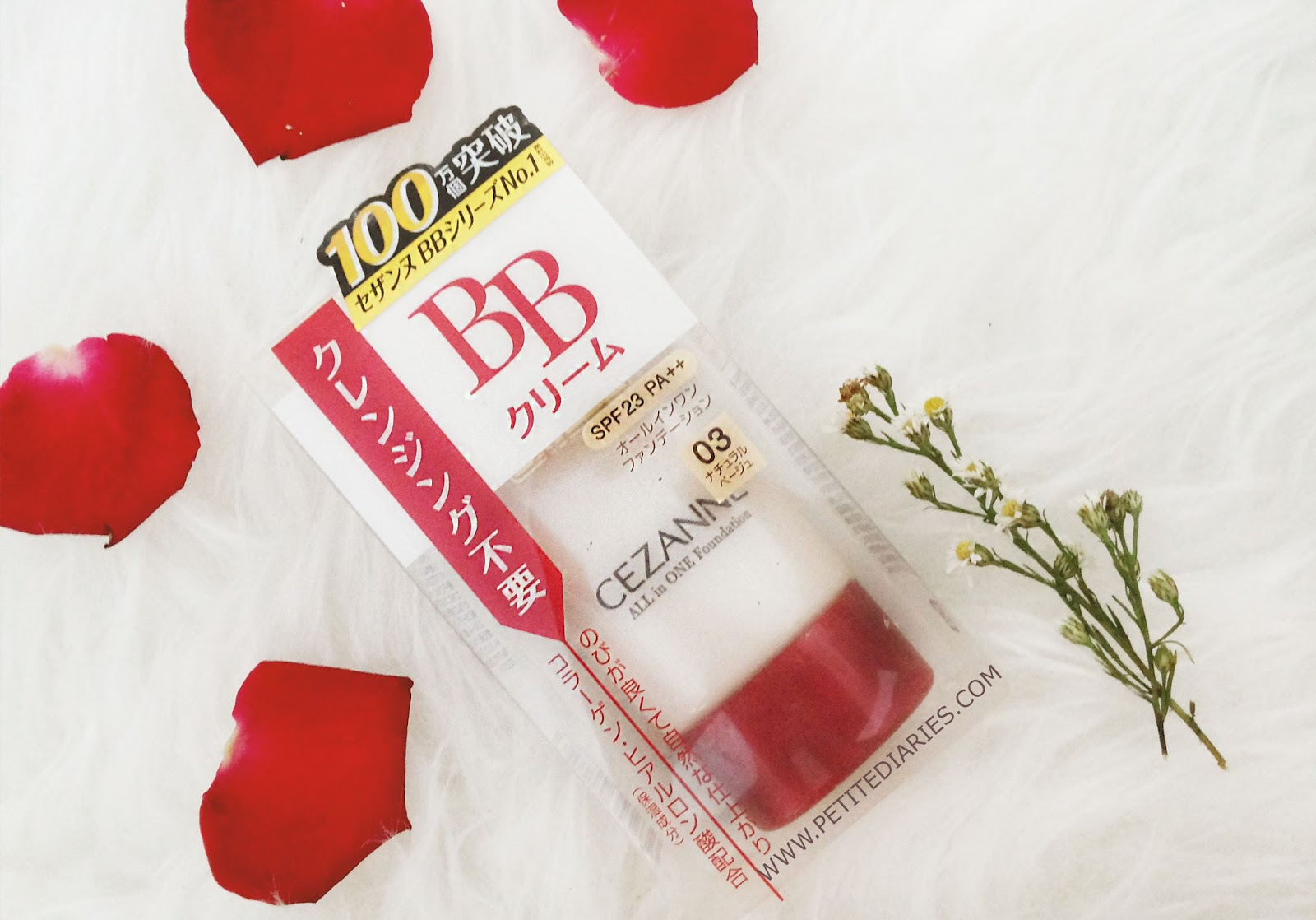 review cezanne bb cream
