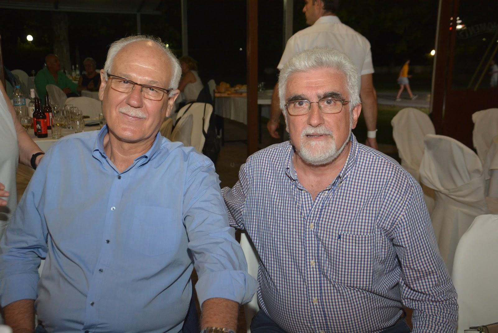 Γιόρτασαν την νίκη της «Συμπαράταξης Λαρισαίων» (ΦΩΤΟ)