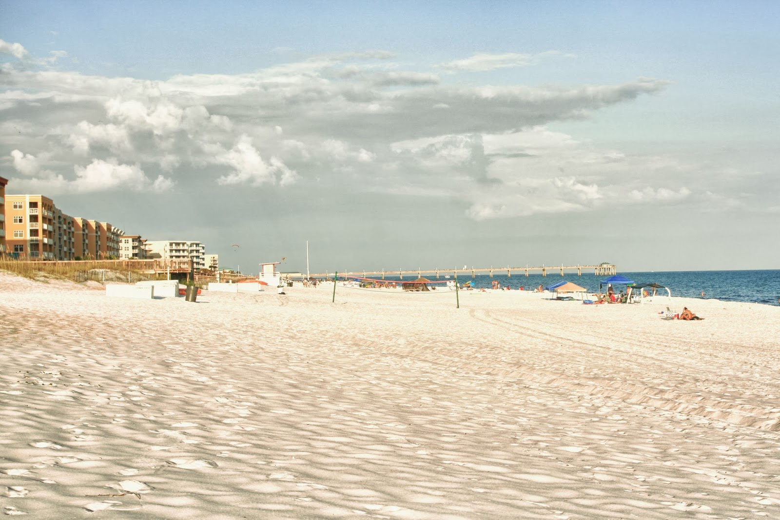 Florida Is Renown For Its White Sand Beaches Image Source Www Flickr