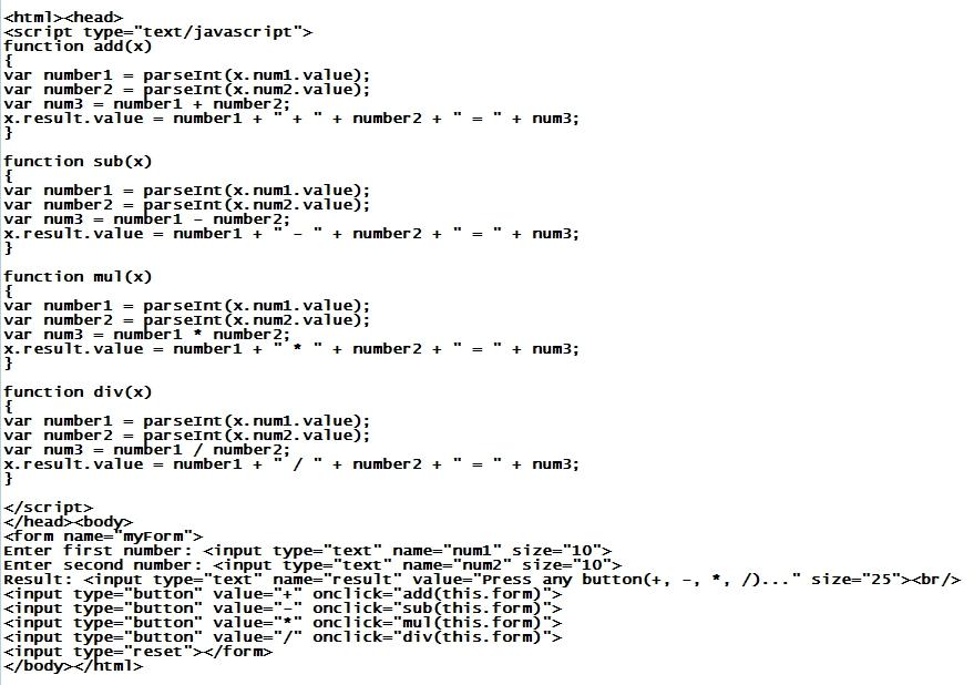 How do I write a JavaScript?