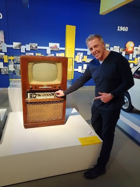 Radio-Nostalgie im Museum in Sankt Pölten