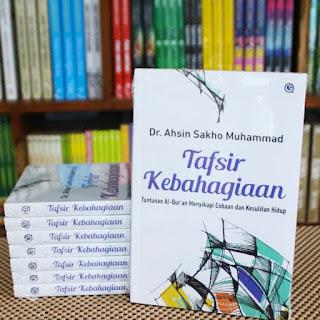 Buku Tafsir Kebahagiaan Toko Buku Aswaja Surabaya