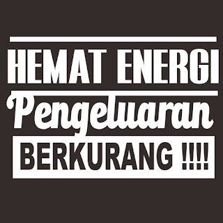 Kata - Kata Hemat Energi