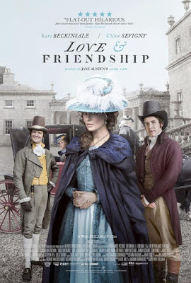 Love And Friendship 2016 DVD R1 NTSC Latino