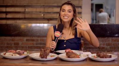 Mônica conhece a primeira churrascaria do Brasil - Divulgação