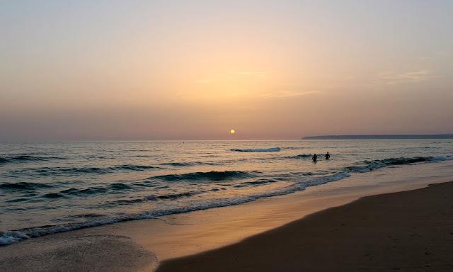 Puestas de sol en Cádiz