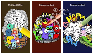 Doodle Coloring Books