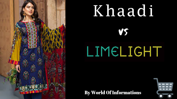 Limelight vs Khaadi