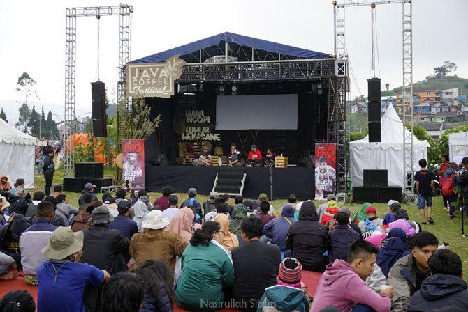 Bincang santai tentang kopi di Java Coffee Festival 2019