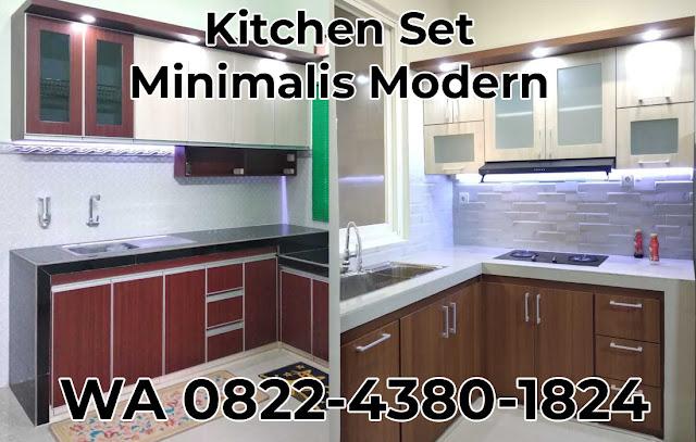 Sisi Positif Jasa Kitchen Set Surabaya