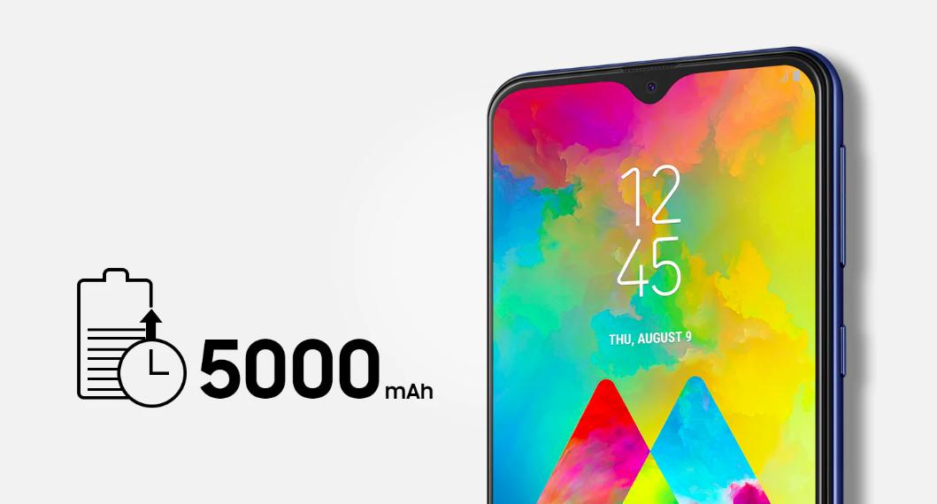 Spesifikasi Samsung Galaxy M20, Harga Dimulai Dari Rp 1,8 Jutaan