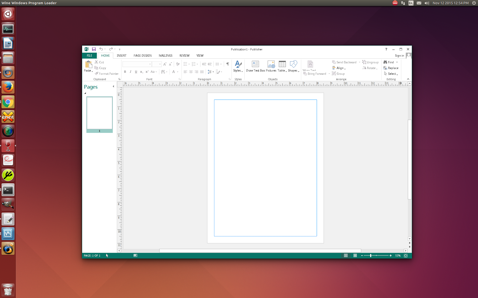 Wine Reviews : Microsoft Office 2013 on Linux with