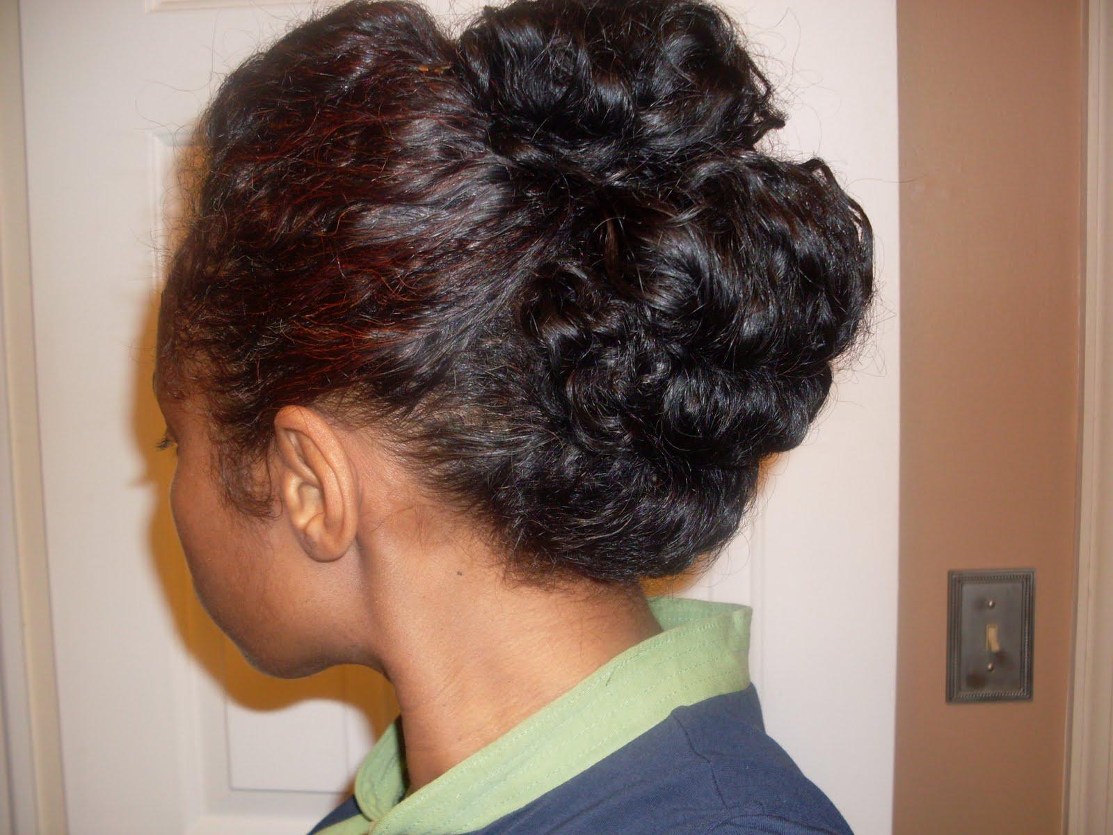 Protective Styles For Natural Hair: Shelli- Naturally Glam Hair Idol