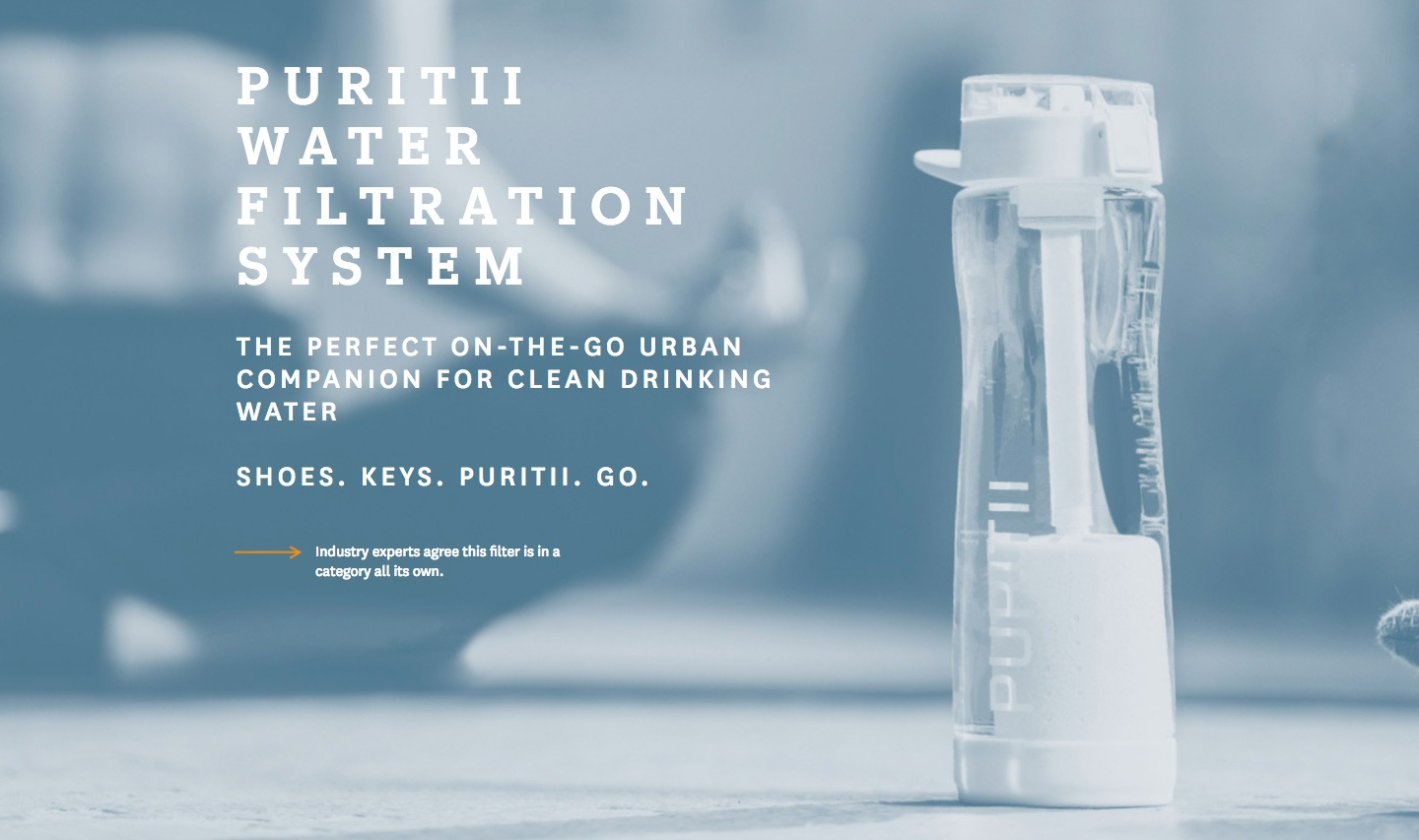 PURITII WATER FILTRATION SYSTEM 2017