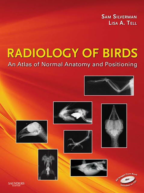 Radiology of Birds An Atlas of Normal Anatomy and Positioning  - WWW.VETBOOKSTORE.COM