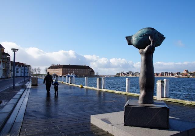 6 spannende Highlights im Süden von Als. Rund um den Hafen und die Promenade von Sonderburg gibt es viele maritime Erlebnis-Möglichkeiten.