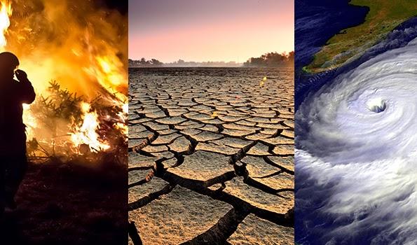 हवामान संकटाकडे गांभीर्याने पाहा!
