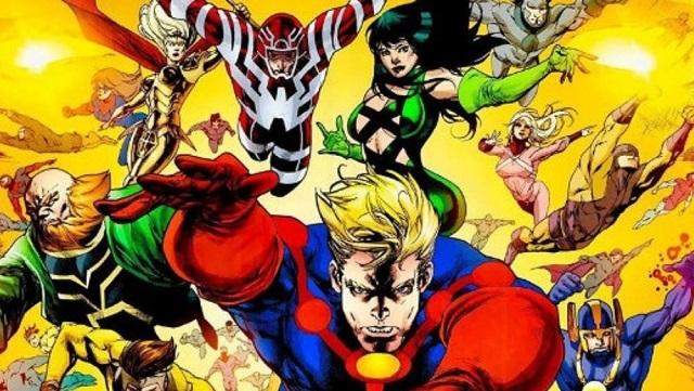 Os Eternos/Marvel/Reprodução