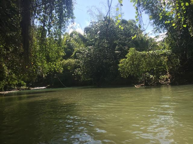 Tubing in Jamaica Chukka