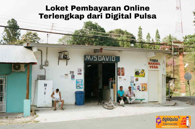 Loket Pembayaran Online Terlengkap dari Digital Pulsa, Digital Pulsa Listrik