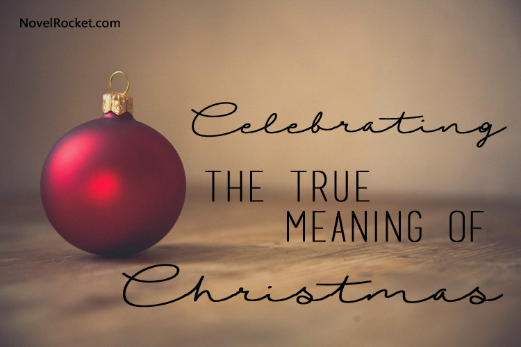 celebrating the true meaning of christmas by yvonne lehman - True Meaning Of Christmas