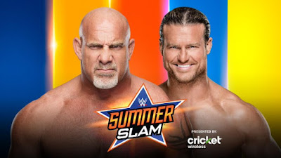 SummerSlam 2019 Dolph Ziggler WWE Goldberg MIZ HBK