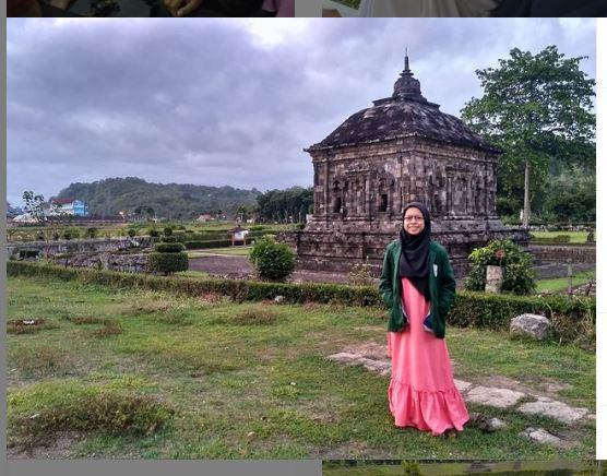 Nur Hanifah Ahmad (penulis tamu pojok hanalfa.com)