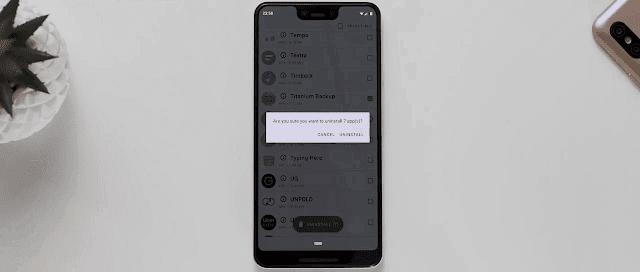 Unapp android app