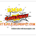 Giveaway by ejulz & mamapie