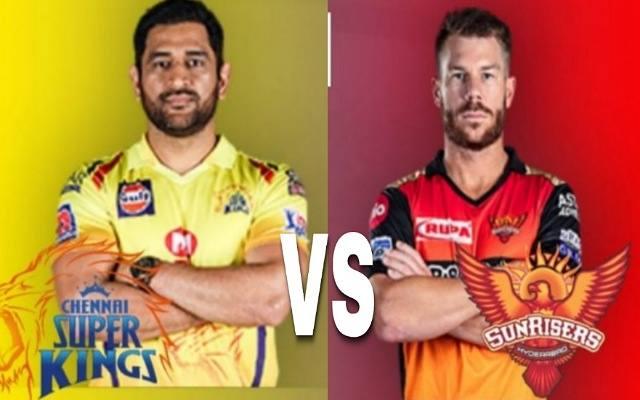 IPL 2020, CSK vs SRH- आज के मैच में कौन किस पर है भारी?