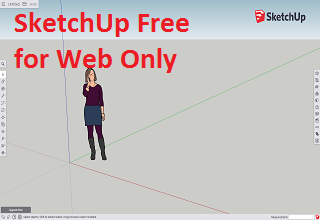 Perbedaan Fiture SketchUp Web Online & SketchUp Desktop