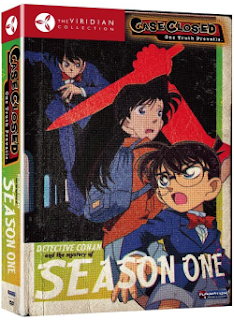 Detective Conan Season 1 Episode 1-28 Subtitle Indonesia
