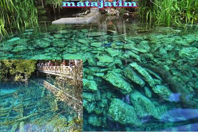 Danau Labuhan Cermin Kalimantan