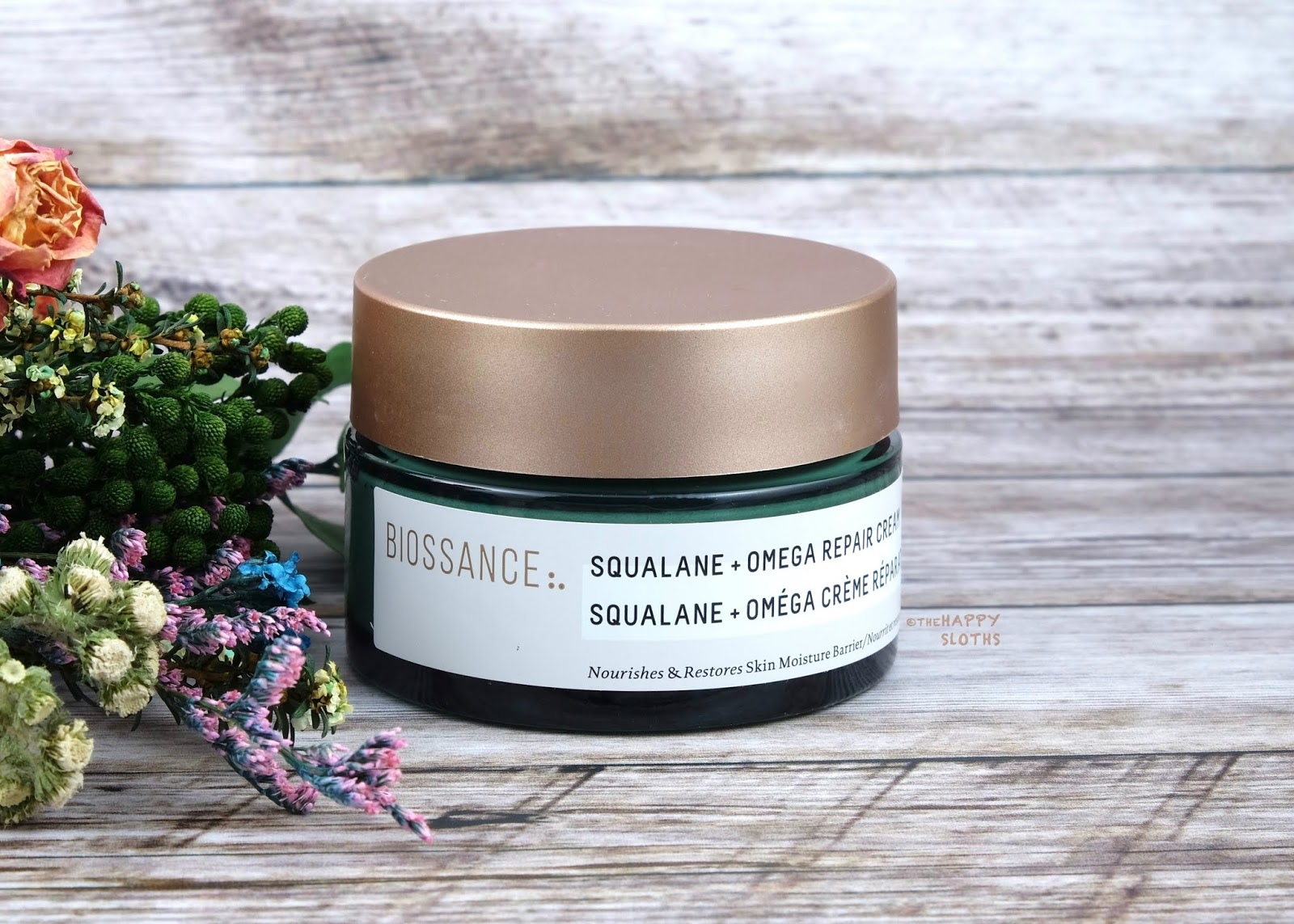 Biossance | Squalane + Omega Repair Cream: Review