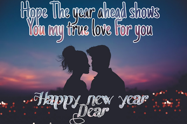 Happy New Year Wishes Messages For Girlfriend 2020