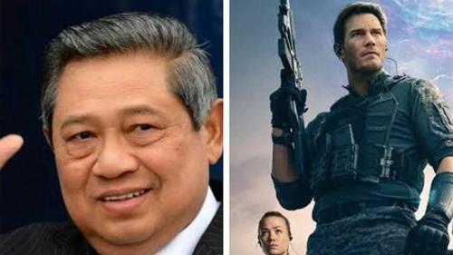 SBY Muncul Cuma Sekian Detik di 'The Tomorrow War', Denny Siregar: Hambalang Muncul Seumur Hidup