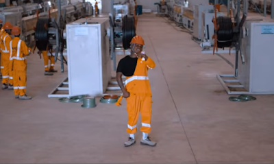 Harmonize – Pipe Industries DOWNLOAD MP4 VIDEO