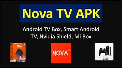 Nova Tv Apk for Android Latest Version (Official)