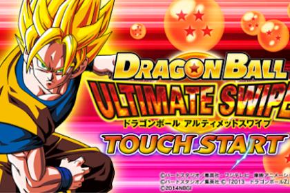 Download Dragon Ball: Ultimate Swipe 3D Offline v1.2 Mod Apk Update Terbaru