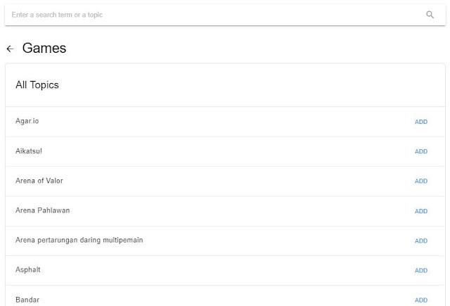 Cara Menggunakan Google Question Hub di Blogger