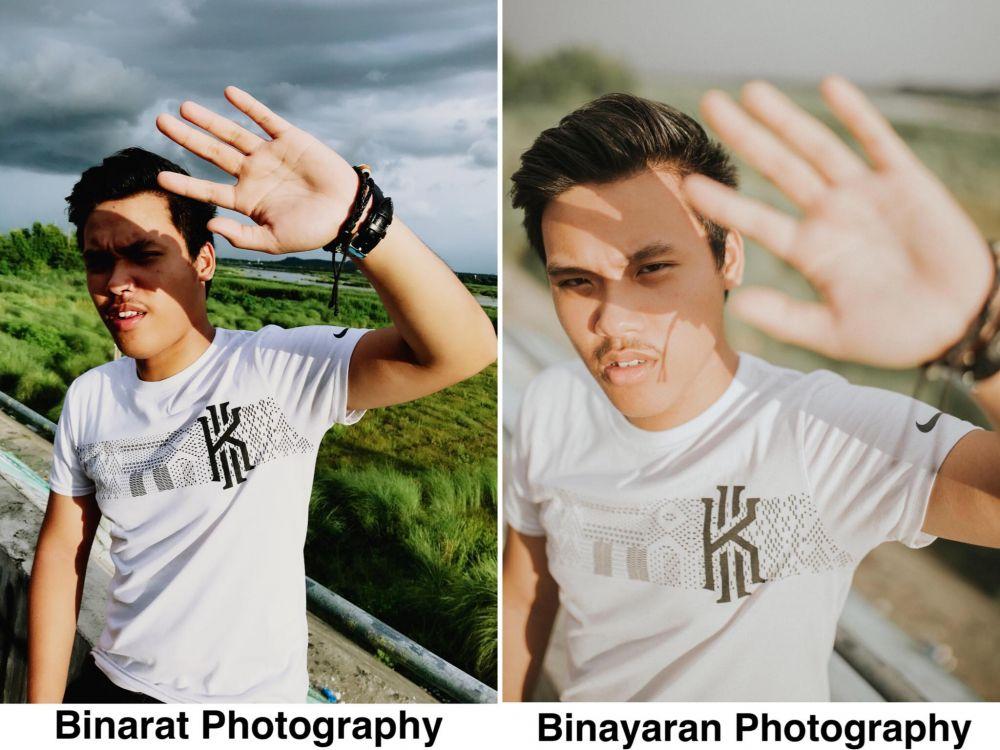 Meme Lucu Photoshoot Harga Wajar vs Harga Nawar