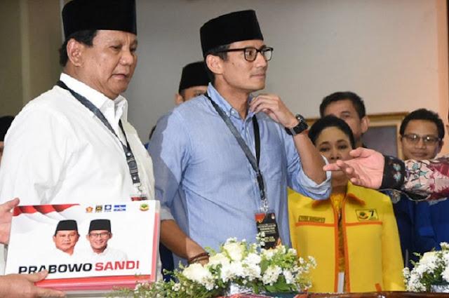 Jalan Sehat Emak-Emak Prabowo-Sandi Di Car Free Day Ternyata Hoax