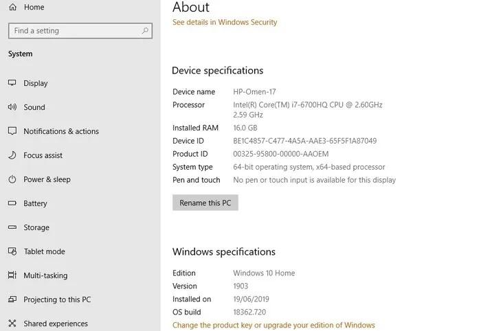 تطبيق الصور لا يعمل Windows 10 Media Pack