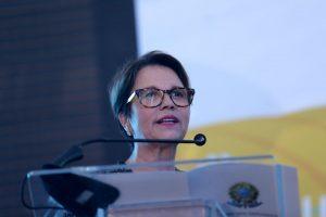 AGENDA: Ministra da Agricultura visita PB no sábado.