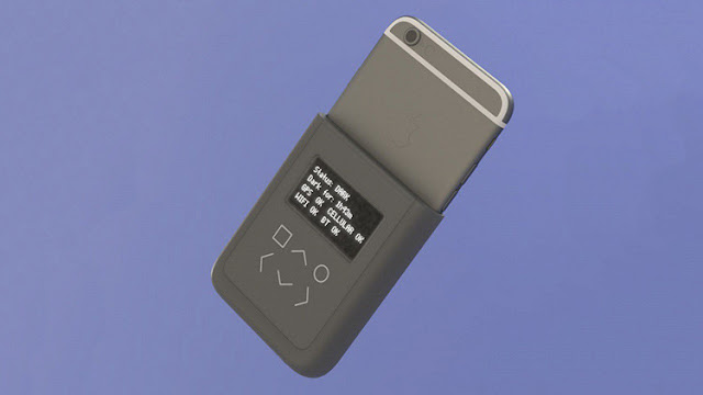 Snowden diseña un dispositivo contra espías para el iPhone
