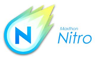 تحميل Maxthon Nitro 2020