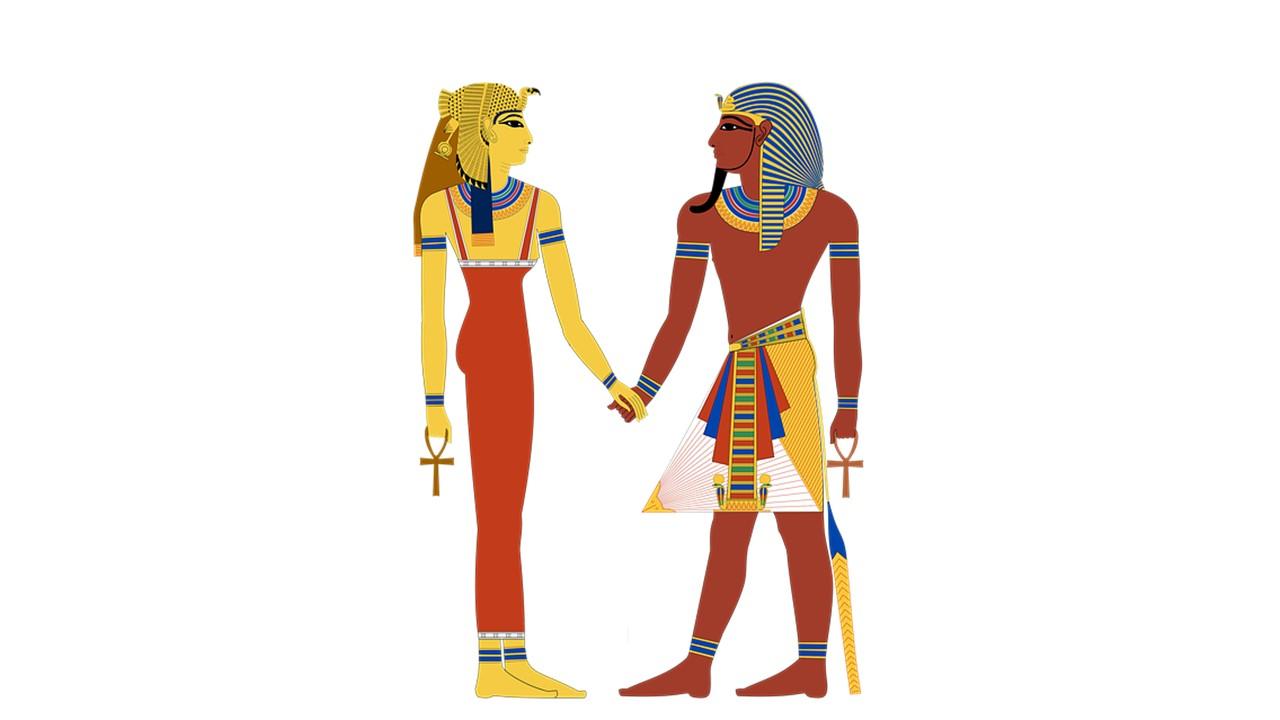 كتاب كليوباترا، نفرتيتي، حضارة الرومانية، بروتوس، فرعون، الفراعنة، مصر الرومانية، زنوبيا